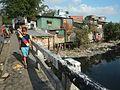 0369jfC-42 Road Capulong Raxabago Streets Bridge Estero de Vitas Tondo, Manilafvf.jpg