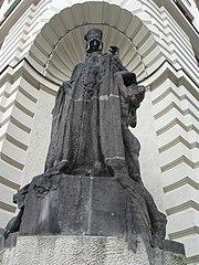Statue of Judah Loew ben Bezalel