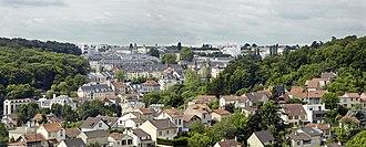 Le Plessis-Robinson - Le Plessis-Robinson, panorama