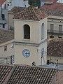 044 Campanar de l'església nova de Sant Pere (Corbera d'Ebre).jpg