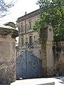 045 Can Balet, o Vil·la Matilde (Premià de Dalt), riera de Sant Pere 60, portal i façana nord.jpg