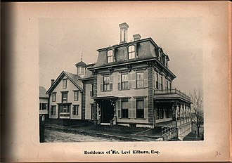 Orange, Massachusetts - Image: 052 residence of mr. levi kilburn, esq
