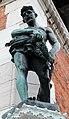 0 Venise, 'Il Pescatore' - Bronze de Cesare Laurenti.JPG