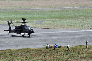 South Carolina Army National Guard - 151st Aviation Regiment of the AH-64 Apache