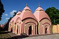 108 Shiva Temple at Nababhat area of Bardhaman Town at Purba Bardhaman district in West Bengal 07.jpg