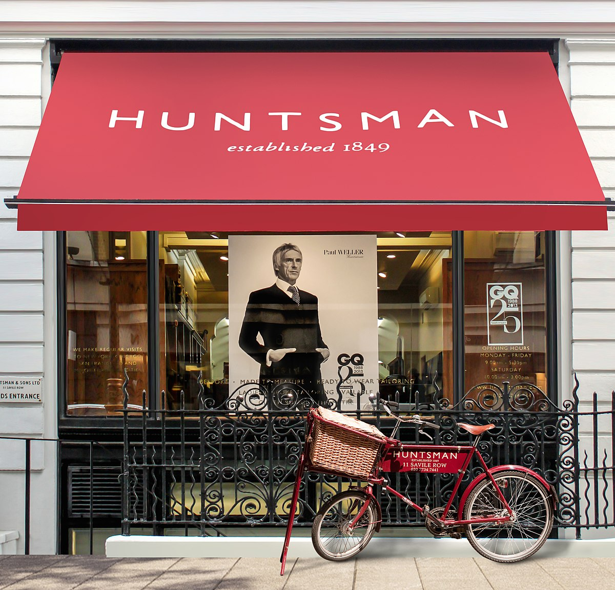 Duke Of London >> H. Huntsman & Sons - Wikipedia