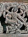 11th century Panchalingeshwara temples group, Kalyani Chalukya, Sedam Karnataka India - 39.jpg