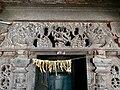 11th century Panchalingeshwara temples group, Kalyani Chalukya, Sedam Karnataka India - 46.jpg