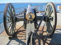 12-pounder Napoleon, Maritime Museum of SD 4.JPG