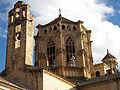 129 Monestir de Poblet, campanar, cimbori i llanternó.jpg