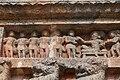 12th century Airavatesvara Temple at Darasuram, dedicated to Shiva, built by the Chola king Rajaraja II Tamil Nadu India (110).jpg