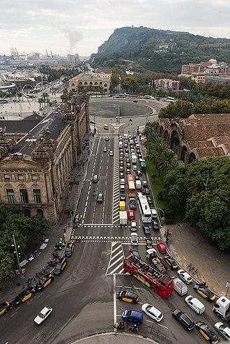 Montjuïc - Montjuïc