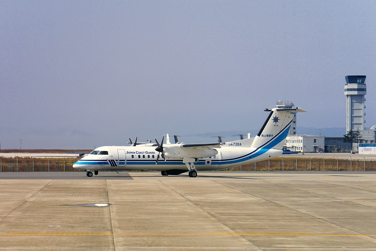 Yonago Japan  city pictures gallery : 150321 Yonago Airport Yonago Tottori pref Japan07s3 ...