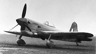 Miles M.20 - Image: 15 Miles M 20 Single Seat Fighter (15216625303)