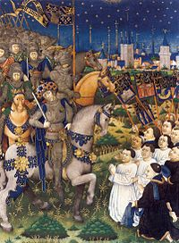 15th-century painters - Surrender of the Burghers of Ghent in 1453 - WGA15789.jpg