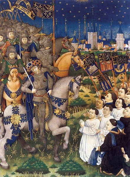 Bestand:15th-century painters - Surrender of the Burghers of Ghent in 1453 - WGA15789.jpg