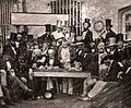1848-1856 Miembros de la sociedad El camoati (1ra bolsa de comercio).jpg