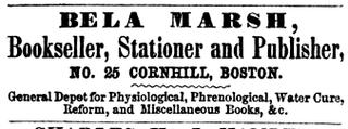 Bela Marsh American publisher
