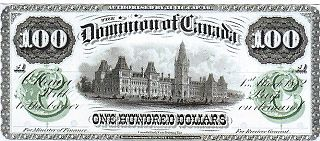 History of currency in Canada from the First Nations to modern times