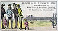 1882 - Koch & Shankweiler - Trade Card - 2 - Allentown PA - Allentown PA.jpg