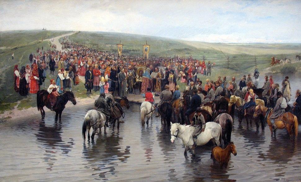 1887 Pryanishnikov Auferstehungstag anagoria