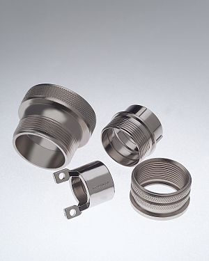 Electroless nickel plating - Electroless nickel-plated parts