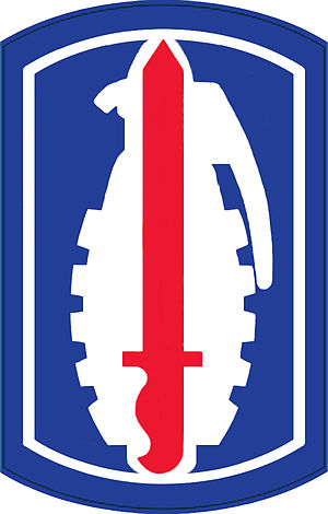 191st Infantry Brigade (United States) - Shoulder sleeve insignia