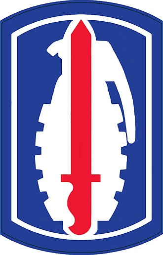 191st Infantry Brigade (United States) - Shoulder sleeve insignia