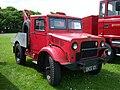 1940 Bedford MW (GKS 121) recovery truck, 2012 HCVS Tyne-Tees Run.jpg