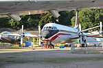 1961 Vickers 953 Merchantman Vanguard G-APEP (7946063516).jpg