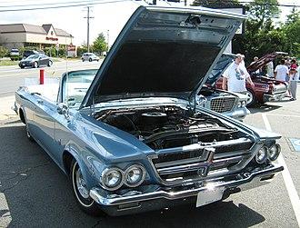Chrysler 300 letter series - 1964 Chrysler 300-K Convertible