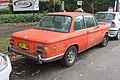 1975 BMW 2002 (E10) sedan (22490151333).jpg