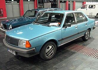 Renault 18 - 1981 Renault 18 Turbo