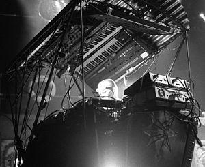 Erasure - Vince Clarke in 1992