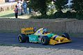 1993 Benetton-Ford B193 Goodwood, 2009 (1).jpg