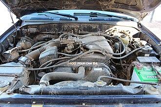 Toyota VZ engine - 5VZ-FE Engine