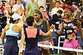 1st round US Open 2013 doubles (9634011264).jpg
