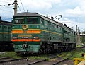 2ТЭ10В-4467, Russia, Yaroslavl region, Yaroslavl-Main depot (Trainpix 216734).jpg