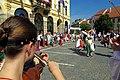 20.8.16 MFF Pisek Parade and Dancing in the Squares 092 (28507752223).jpg