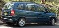 2001-2003 Holden Zafira (TT) van (2008-12-21).jpg