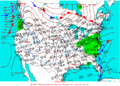 2002-12-11 Surface Weather Map NOAA.png