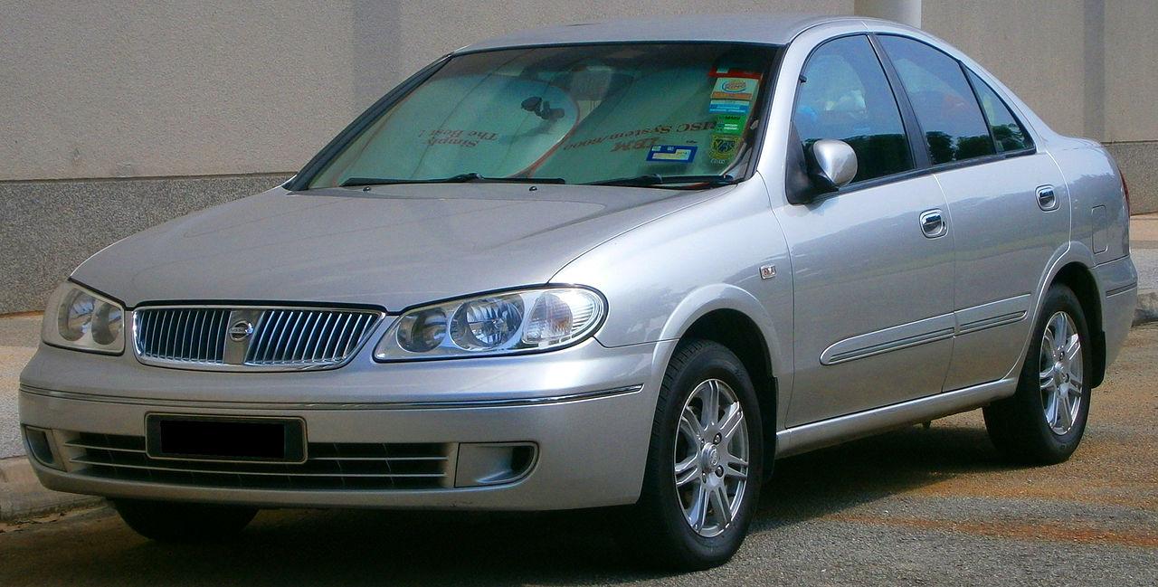 All Types 2004 sentra : File:2004 Nissan Sentra N16 SG in Cyberjaya, Malaysia (01).jpg ...