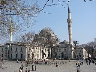 2007-03-11 03-17 Istanbul 036 Beyazit Moschee (2718651254).jpg