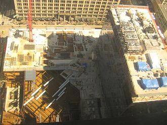 108 North State Street - September 14, 2007, view from Daley Center