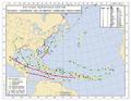 2007 Atlantic hurricane season map.png