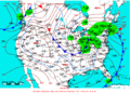2008-01-14 Surface Weather Map NOAA.png