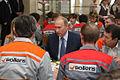 2008-05-27 Владимир Путин ознакомился с работой автосборочного предприятия Северстальавто-Елабуга (06).jpeg