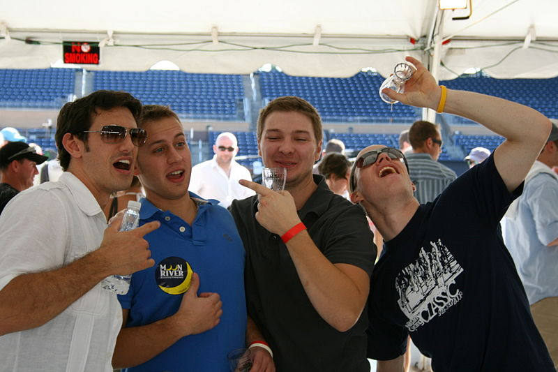 File:2008-10-04 Students at Beer Fest.jpg