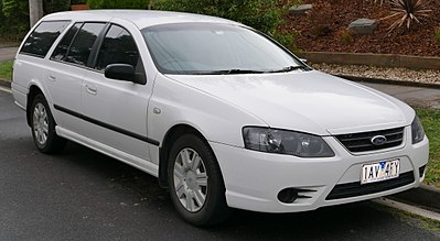 Ford Falcon (BF) - Wikiwand