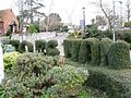 2009 at Topsham station - garden.jpg